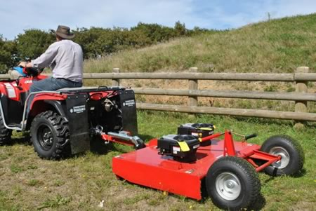 Tow and Mow Hort 1270